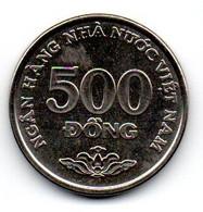 Vietnam  500 Dong 2003 SPL - Vietnam