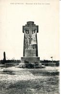 CPA - BOIS-LE-PRETRE - MONUMENT DE LA CROIX DES CARMES (ETT PARFAIT) - Andere Gemeenten