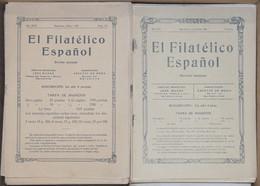 (1900ca). Colección Muy Completa A Falta De Los Números 1-24, 29, 31, 36, 41, 42, 44-49, 64, 79, 124-149, 212, 226-29 (f - Zonder Classificatie