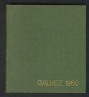 1960. CATALOGO ESPECIALIZADO DE LOS SELLOS DE ESPAÑA DE 1850 A 1960. Edición Gálvez. Madrid, 1960. (sin Apenas Uso). - Zonder Classificatie