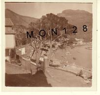 ILE DE MAJORQUE - SOLLER 1932 - PHOTO  6x6 Cms - Lugares