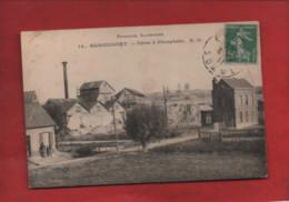 CPA - La Picardie Illustrée - Hargicourt  - Usine à Phosphate - Other Municipalities