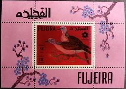 Fujeira 1970 Exposition Osaka Animal Oiseau Bird Yvert PA40 ** MNH - Unclassified