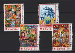 Sri Lanka (2020) - Set - /  COVID 19 - Health - Medicin - Police - Doctor - Disease