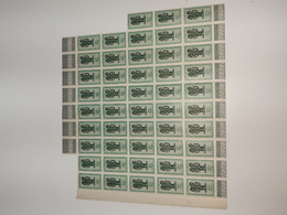 Nr 287A X 48 ** Vel - 1947-60: Mint/hinged