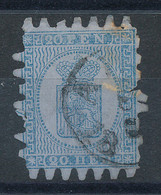 Finlande N°8 (o) - Used Stamps