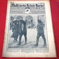 WW1 Illustrierter Kriegs Kurier N°26 Journal Propagande Allemand Malines,Lorette Pres Arras,Couvent Czenstochouw Pologne - 1900 - 1949