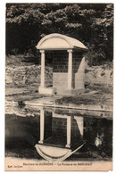 56 MENORAY - La Fontaine De Menoray - Environs De Guéméné - Cpa Morbihan - Altri Comuni