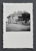 Knokke - Photo - Chez Marie Siska - Vers 1940- Format Photo : 5,5 X 5,5 Cm - Knokke