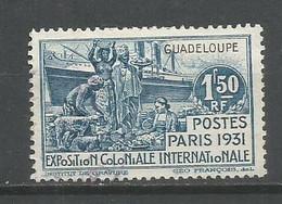 Timbre De Colonies Française Guadeloupe Oblitéré N 126 - Used Stamps