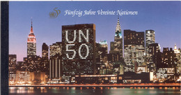 United Nations Vienna 1995 - Y & T  Booklet N. C210 -  United Nations 50th Anniversary (Michel N. MH-01) - Markenheftchen
