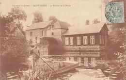 35 : Saint Armel : Le Moulin De La Motte    ///  Ref.  Fév. 21 //  N° 14.851 - Otros Municipios