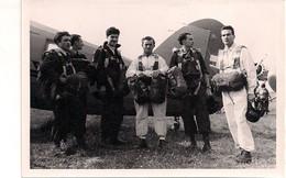 Aviation - Parachutistes Meeting 1949 Lausanne-Blécherette - Aviación
