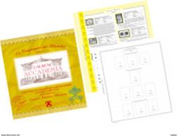 AGGIORNAMENTO ABAFIL - VATICANO - ANNO 2014 -  MINIFOGLI - NUOVI SPECIAL PRICE - Stamp Boxes
