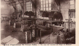 Ecole D'Apprentissagze Des Travaux Publics - EATP - 10 Cartes Début Années 50 - TBE - Egletons