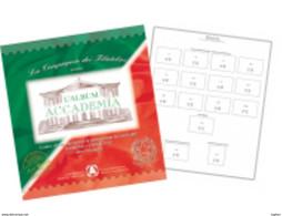 AGGIORNAMENTO ABAFIL - ITALIA REPUBBLICA - ANNO 2016 EMISSIONE CONG. ITALIA - FRANCIA - Stamp Boxes