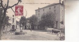RETOURNAC  HOTEL MOURGUE - Retournac