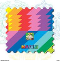 AGGIORNAMENTO MARINI  VERS. E.M. ITALIA ANNO 2007 - SENZA TASCHINE - Stamp Boxes