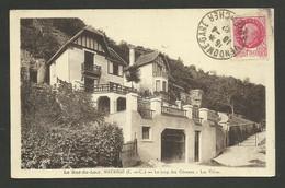 LOIR ET CHER / Cachet VENDOME GARE / C.P. MAZANGE  / 1.50 Petain 1942 - 1921-1960: Modern Tijdperk