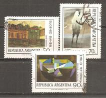 Argentina. Nº Yvert  962-64 (usado) (o) - Oblitérés