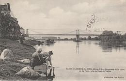 49 - SAINT FLORENT LE VIEIL - Panorama De La Loire Et Du Pont, Pris Du Pont De Vallée - Otros Municipios