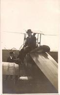 Aviation - Parachutiste Major Orde Lees - Lausanne-Blécherette - Rarissime - Paracaidismo