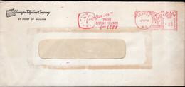 Canada - 1966 - Lettre - Cachet Spécial - Affranchissement Mécanique - A1RR2 - Briefe U. Dokumente