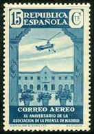 Espagne, Spain, Spanien, Spanje 1936 Press Association Madrid Autogyre La Cierva C-30 (YT PA 100 Gibbons 805) - Aerei