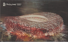 China Postcard 2008 Beijing Olympic Games - Mint (G122-28) - Sommer 2008: Peking