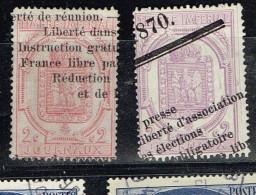 B11-N°9 + 7  Pelurage Sur Le N°9  Cote 140 Euros - Giornali