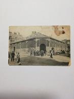 Carte Postale Ancienne. Halle Au Poisson Au Havre (1930..) - Piazze Di Mercato