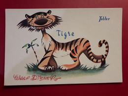WALT DISNEY  TOBLER  TIGRE - Unclassified
