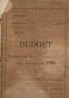 Peissant - Documents Communaux - Historical Documents