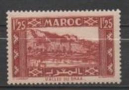 Maroc 184** TB - Ongebruikt