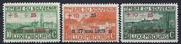 Luxembourg - Luxemburg , Timbres 1923  Série Monument Aux Morts - 1iere Guerre Mondiale  MNH **  VC 14,- - Blocks & Sheetlets & Panes