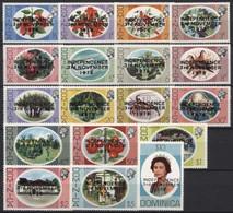 Dominica 1978 Freimarken Tag Der Unabhängigkeit 591/08 Postfrisch - Dominica (1978-...)