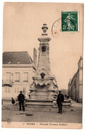 CP. 51. Reims Nouvelle Fontaine Godinot - Reims