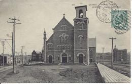 1909 - L'Église Saint-Malo, Québec, ND Photo #394 (A.778) - Québec - La Cité