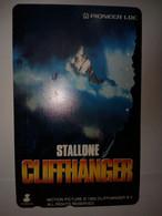 JAPON PRIVEE CLIFFHANGER STALLONE CLUMBING 1993 50U UT - Montagne