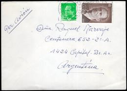 España - 1998 - Carta - Via Aerea - Enviada A Argentina - Rey Juan Carlos - A1RR2 - 1991-00 Cartas