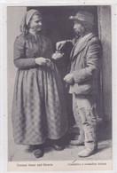 QM - Costumes - Italy - Contadino E Contadina Ticinesi  (neuf) - Customs