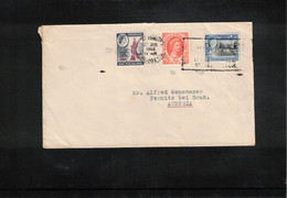 Rhodesia And Nyasaland 1960 Interesting Letter To Austria - Rhodesien & Nyasaland (1954-1963)