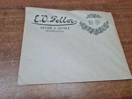 Old Letter - Croatia, Donja Stubica - Kroatië