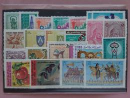 SIRIA Anni '70 - Lotticino Nuovi ** + Spese Postali - Syria