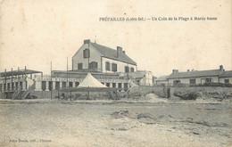 """CPA FRANCE 44 """"Préfailles, Un Coin De La Plage à Marée Basse"""" - Préfailles"""