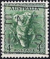 Australia 1956 - Mi 263 - YT 226 ( Koala ) Perf. 15 X 14 - Usati