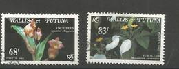 287 Et 289   Orchidées           (clasyverroug28) - Gebruikt