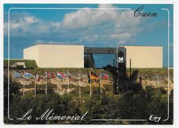 CAEN - LE MEMORIAL - N° 1156 - CPM GF NON VOYAGEE - Caen