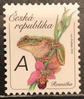 Czech Republic, 2016, Mi: 900 (MNH) - Kikkers