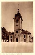 39 CHAMPAGNOLE  L'Eglise - Champagnole